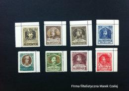znaczki patriotyczne a raczej nalepki I Wojna Światowa