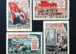 Znaczki radzieckie ZSRR - Okres stalinowski. Filatelistyka