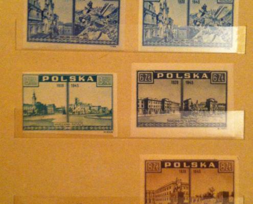 znaczki polskie PRL 1945-4