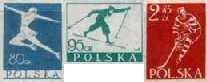 Sporty zimowe narciarstwo 1953