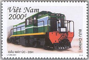 Wietnam filatelistyka